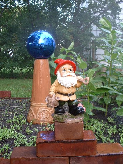 Bill's gnome
