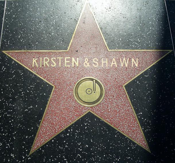 OK, it really said 'Kirsten Flagstad'